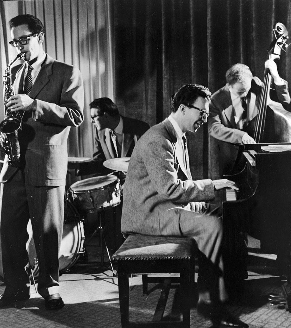 The Dave Brubeck Quartet Performs